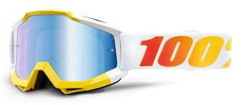 100 PROCENT GOGGLE ACCURI ASTRA MIRROR BLUE